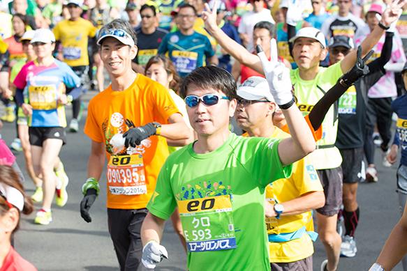 チャリティランナーとは|第7回大阪マラソン