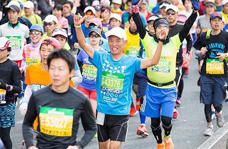 大阪スポーツ応援ランナー申込方法|第8回大阪マラソン